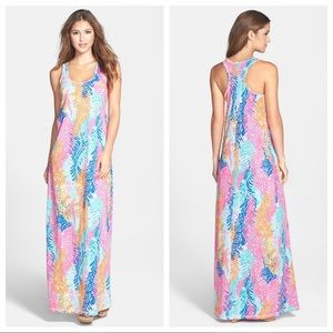 Lilly Pulitzer Betty Maxi Dress-Size Medium